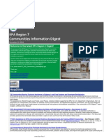 EPA Region 7 Communities Information Digest - Dec 18, 2014