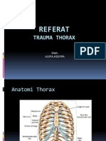 Referat Trauma Thorax