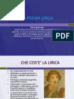 Poesia Lirica (It)