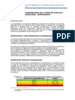 Analisis de Vulnerabilidad de Def.rib.Ccolcca