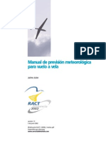 Manual de Previsión Meteorológica Para Vuelo a Vela