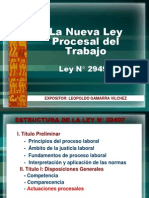 La Nueva Ley Procesal del Trabajo.ppt