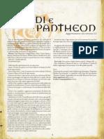 Aggiornamento 3.5 - Fedi e Pantheon