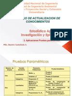 Estadística Aplicada a La Investigación y Epidemiología 2014-II