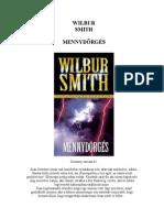 Wilbur Smith 02 - Mennydörgés.doc