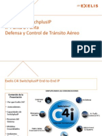 Exelis C4i End to End IP Area Defensa
