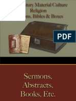 Religiion - Bibles & Bible Boxes