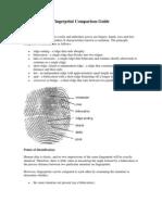 Fingerprints Comparison Guide