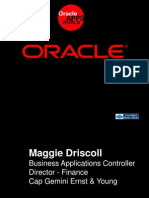 Using Oracle Projects for Flexible Business Management