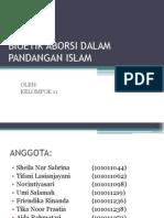 Bioetik Aborsi Dalam Pandangan Islam