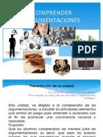 COMPRENDER ARGUMENTACIONES.pptx
