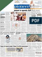 The Pioneer Delhi English Edition 22-12-2014