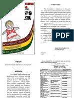 ISPSC Citizen's Charter 2014