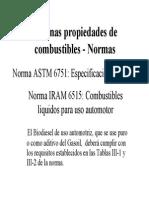 DT_Normas y Propiedades de Combustibles