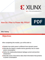 How Do i Plan to Power My Fpga