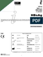 Package Insert Leaflet HbsAg Abbott Quantitative