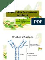 Bahan Kuliah Pemurnian Antibodi