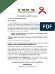 Carta Abierta de REDBOL Al Ministro de Salud sobre violación de la confidencialidad