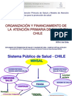 2 Clase Organizaci n APS CHILE 2011 1