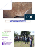 Arte Prehistorico 2014 Power Point