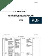 F.4 Chem Yearly Plan 2010