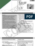 Manual Canon powershot_a510
