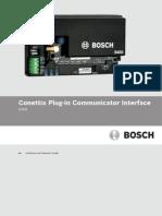 Bosch B450 Conettix Interface Installation Guide
