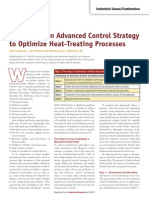 Metals Developing Advanced Control Strategy Optimize Heat Treating