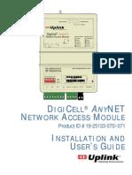 Uplink Digicell Anynet Install