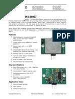 555 28027 PIR Sensor Prodcut Doc v2.2