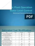 IDP Presentation Water Level