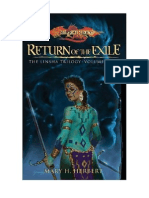 Dragonlance - Linsha 3 - Return of the Exile.pdf