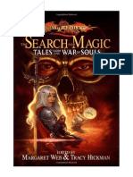 Dragonlance - Tales 3 Vol 1 - Tales From the War of Souls, The Search for Magic.pdf