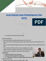 kualifikasi dan pendidikan staf rs