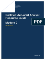 Module 0 Resource Guide2014 Editionv5