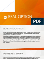 PPT Real Option.pptx