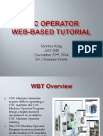 cnc operator web-based tutorial 545