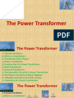 Power systems - the power transformer