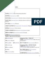 Learn conversational Korean