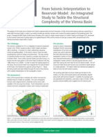 From Seismic Interpretation to Reservoir Model - An Integrated Study to Tackle the Structural Complexity of the Vienna Basin