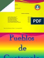 Pueblos de Guatemala