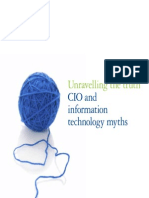 Dttl Technology CIO and IT Myths 13082013