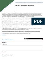 Jurnalul.ro-coreea de Nord a Rmas Fr Conexiune La Internet