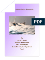 Lecture Notes on Marine Meteorology