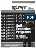 Canadian Gaming Lawyer Fall-2013