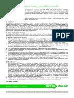 Regulamin Konto Tanie Zakupy III w Getin Bank