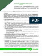 Regulamin Promocji Konto z Tabletem w Getinonline - III edycja