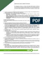 Regulamin Promocji Konto z Tabletem w Getin Bank