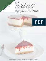 Tartas Frias Sin Horno-Dulcespostres