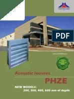 Catalogue PHZE ENG